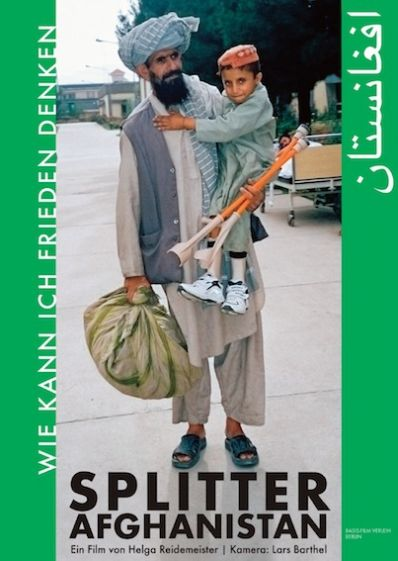 SHATTERED AFGHANISTAN - How Can I Imagine Peace?