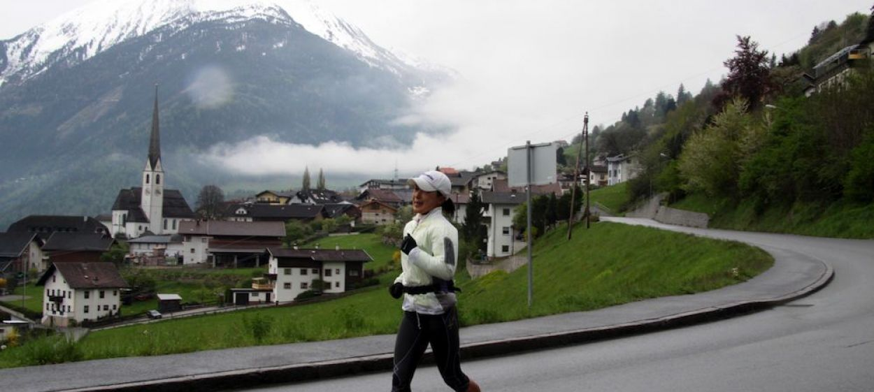 I Want to Run - The toughest race in the world