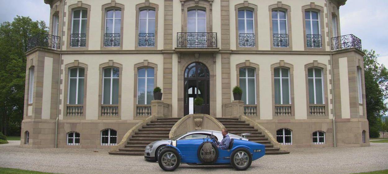 Bugatti – The Joy of Speed