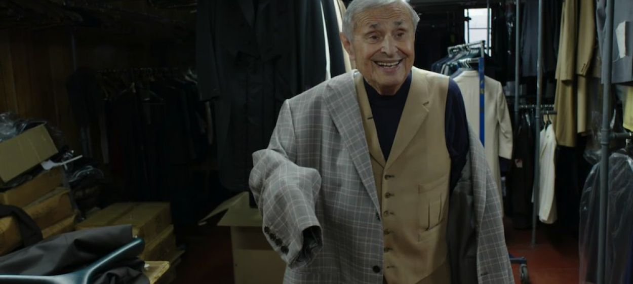 The Presidents' Tailor
