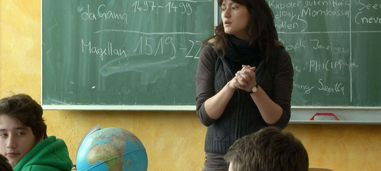 TO BE A TEACHER