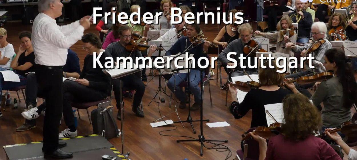 Frieder Bernius (Trailer)