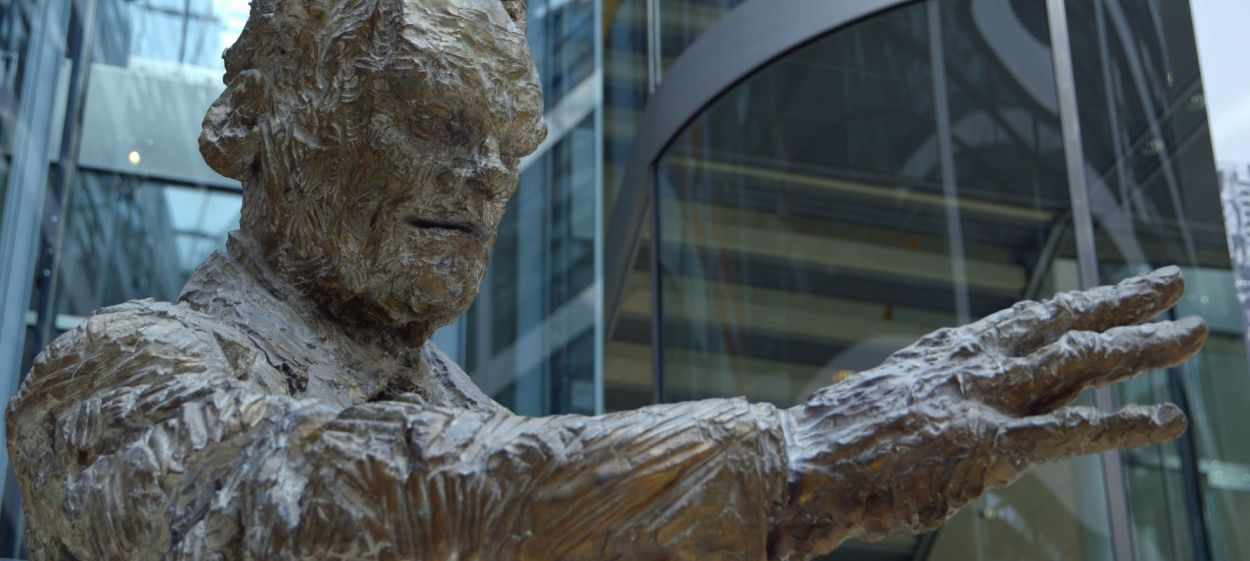 WILLY BRANDT – REMEMBERING A POLITICIAN