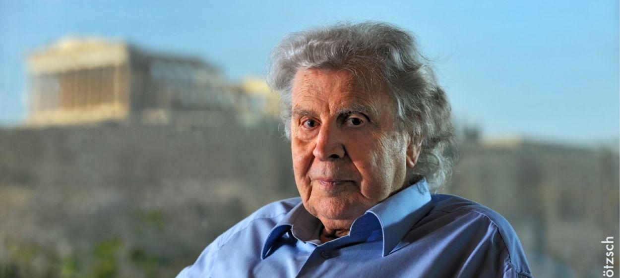 Mikis Theodorakis. Composer