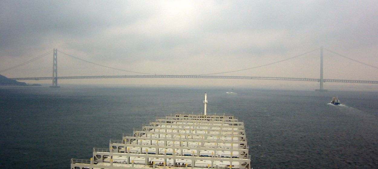 CONTAINER SHIPS - Giants of the Sea