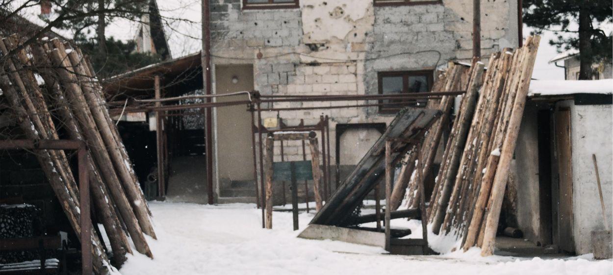 THE TUNNEL OF SARAJEVO