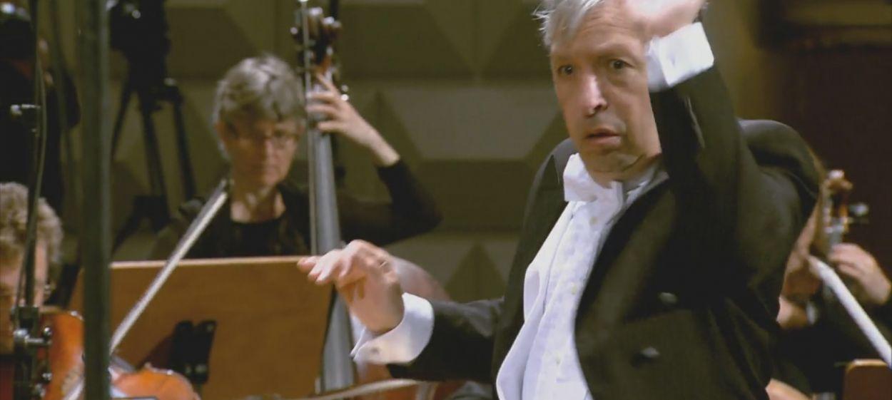 Murray Perahia und die Academy of St.Martin in the Fields spielen Beethoven