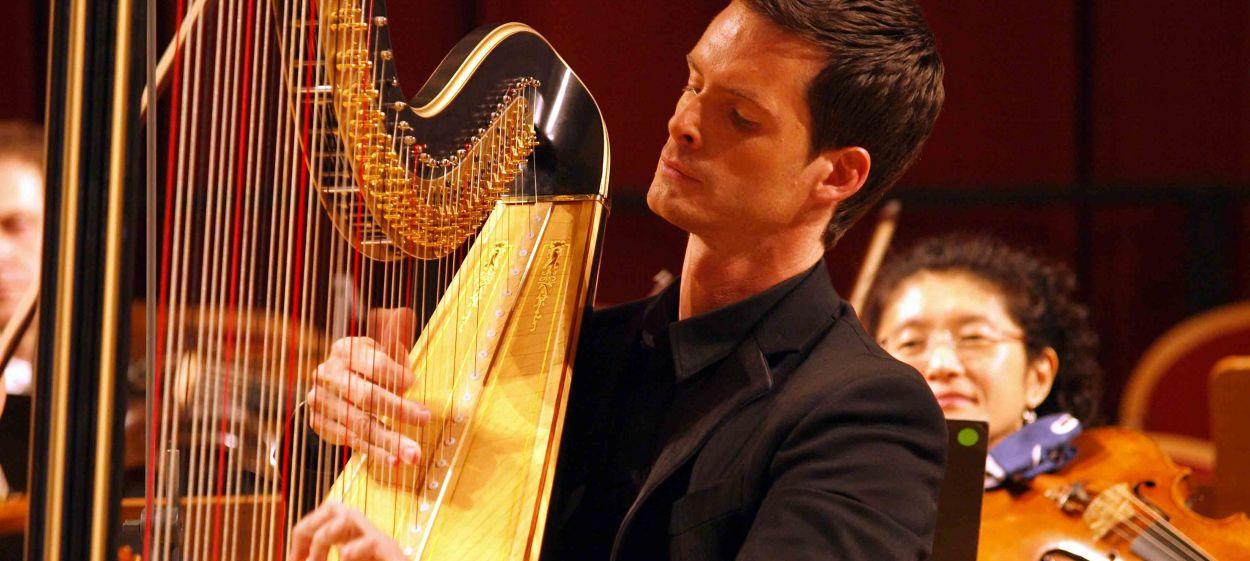Xavier de Maistre - Récital de Harpe