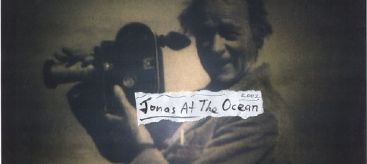 JONAS AT THE OCEAN