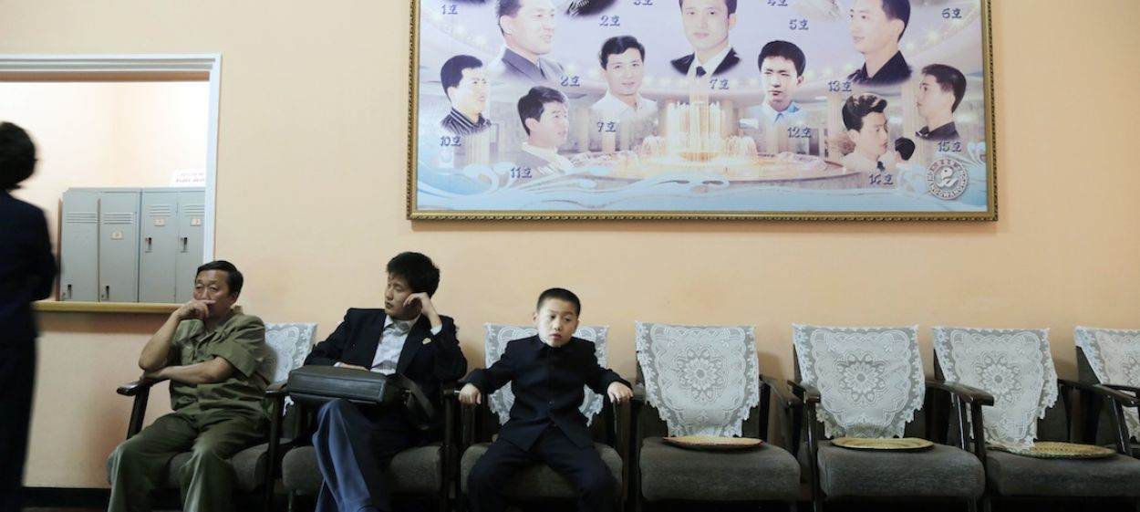 Beetween The Goose Step and Dolce Vita - A Road Trip Through a New North Korea
