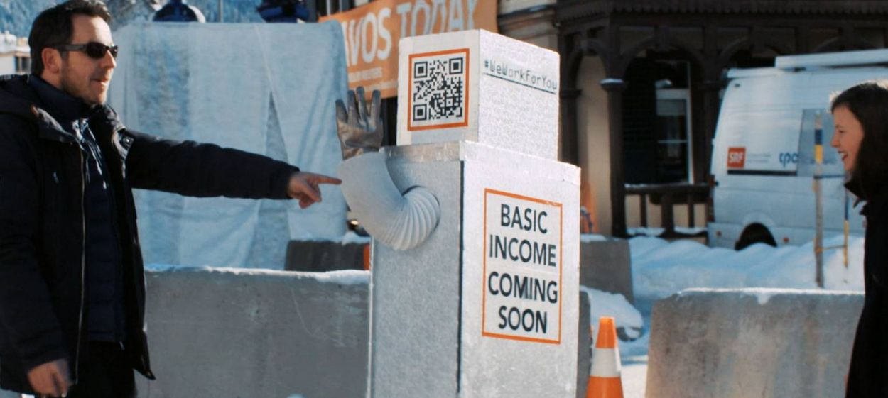 Free Lunch Society – Come come basic income