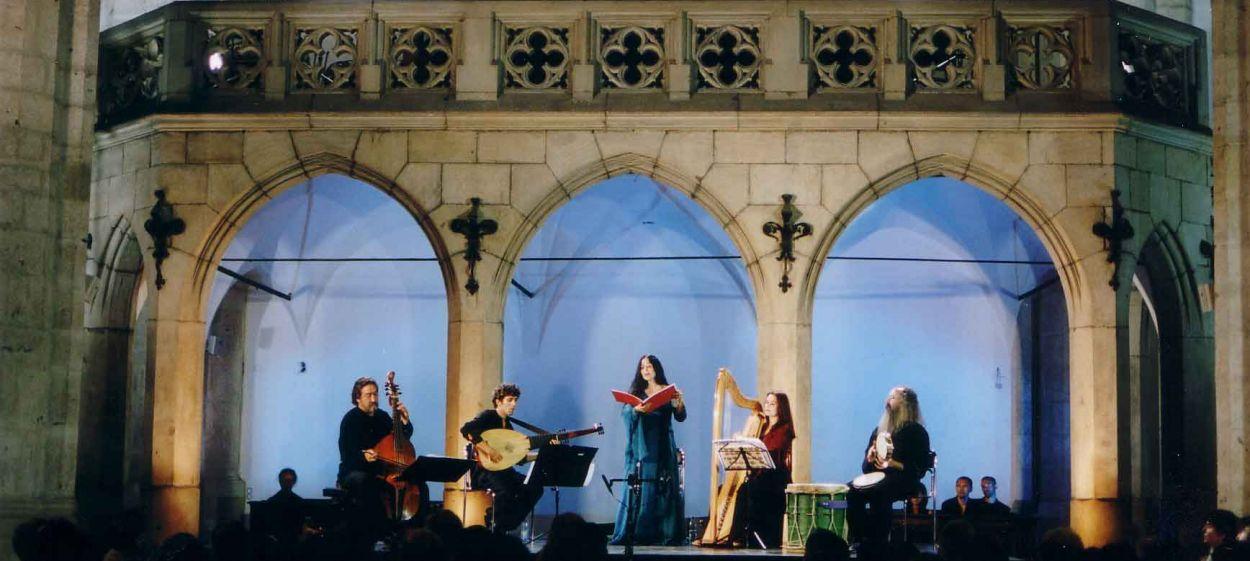 Jordi Savall - Virtuose der Gambe