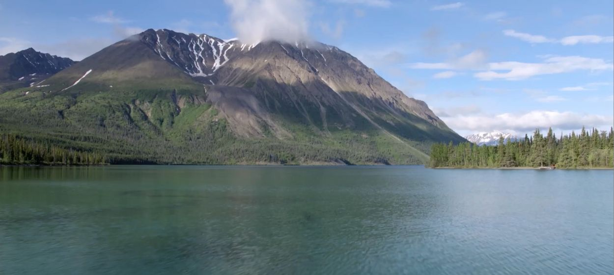 Kluane - Kanadas Nationalparks