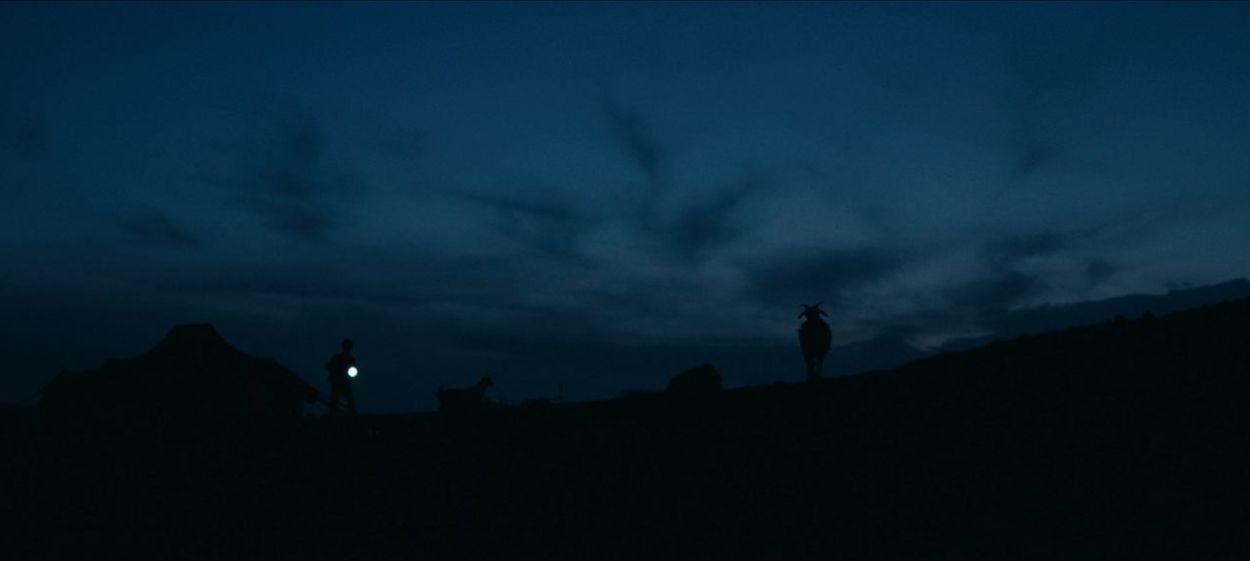 Le ciel, la terre et l'homme