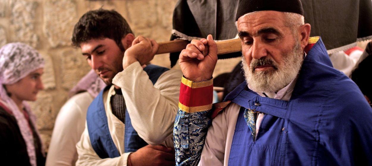 Return of the Aramean People