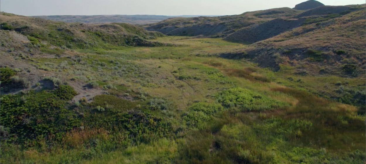 Grasslands - Kanadas Nationalparks