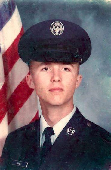 JEFF CARNEY - US Airman Turned Stasi Spy