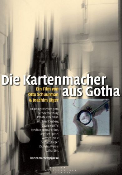 The Mapmakers from Gotha