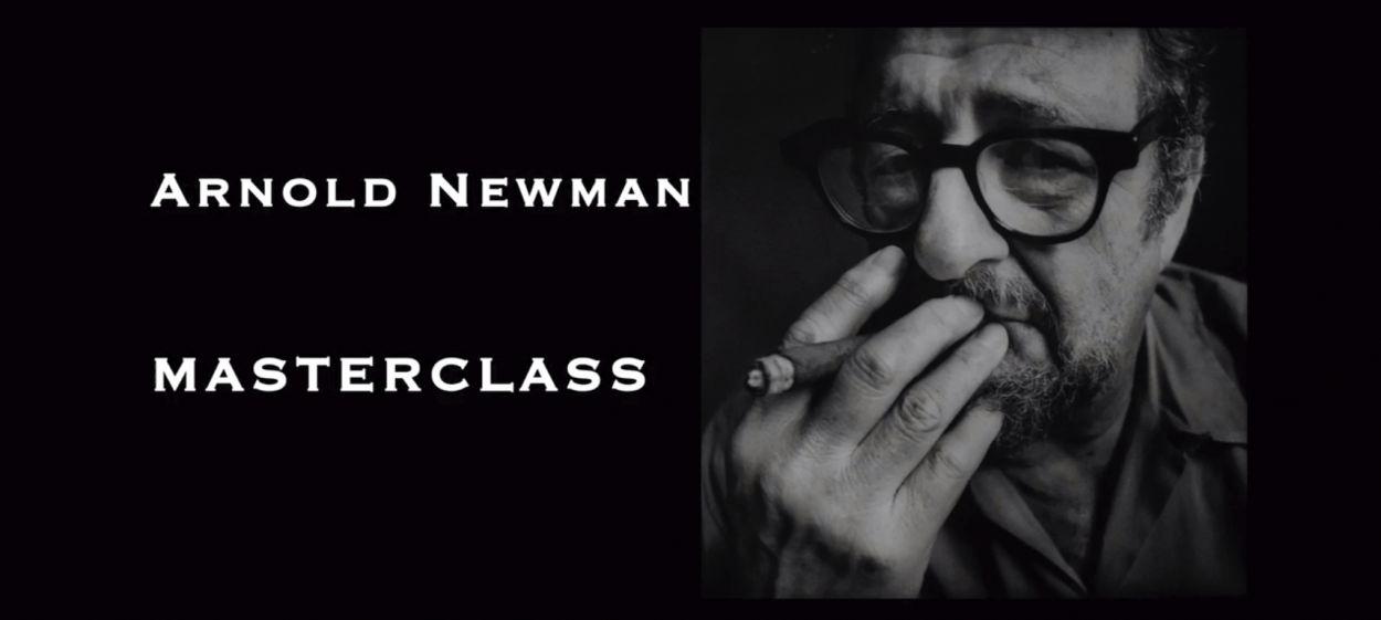 Arnold Newman - Masterclass
