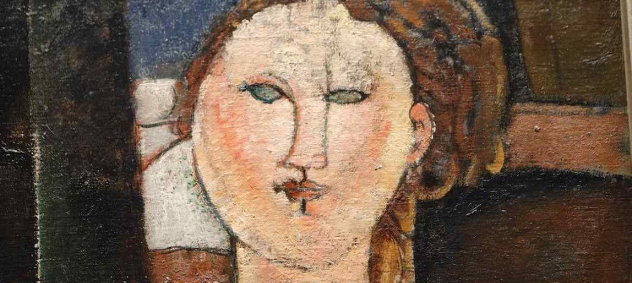 Der zärtliche Blick - Die Akte von Modigliani