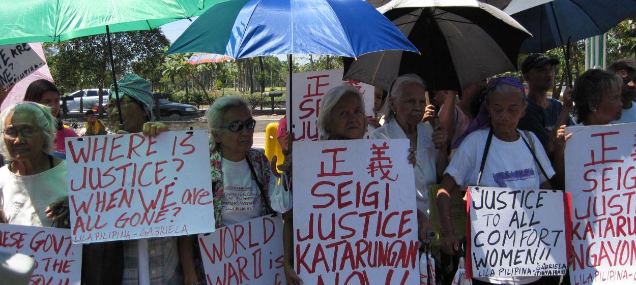 Forgotten Sex Slaves - Comfort Women in the Philippines