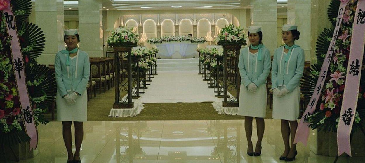 The Korean Wedding Chest