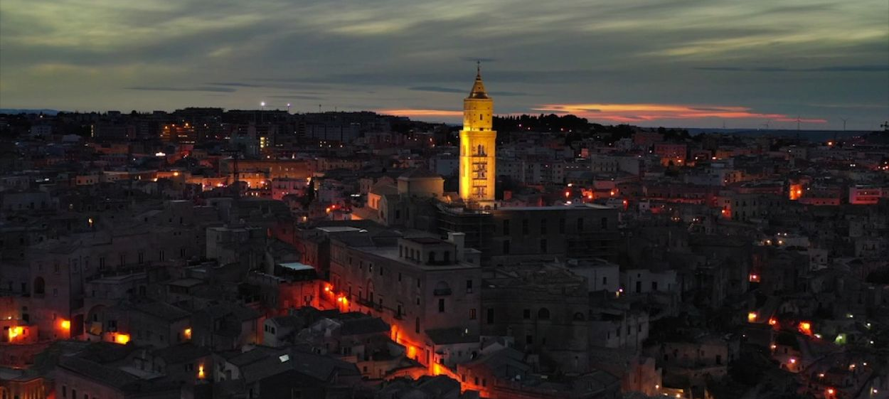 Matera. Mother of Stone