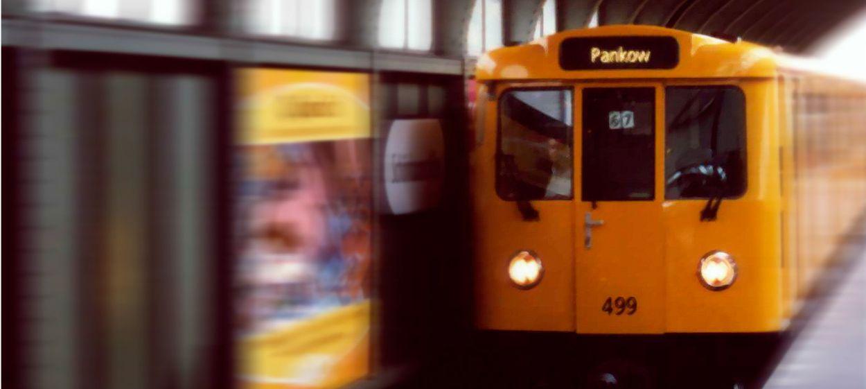 41 Zug nach Pankow