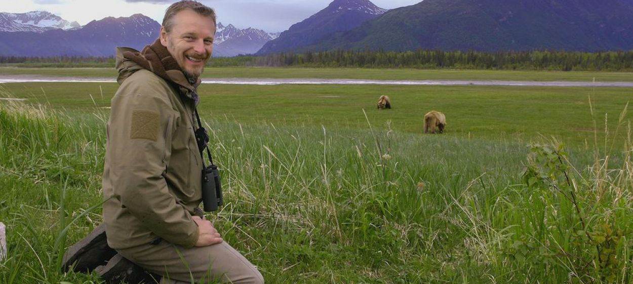 Grizzly Encounters with Chris Morgan