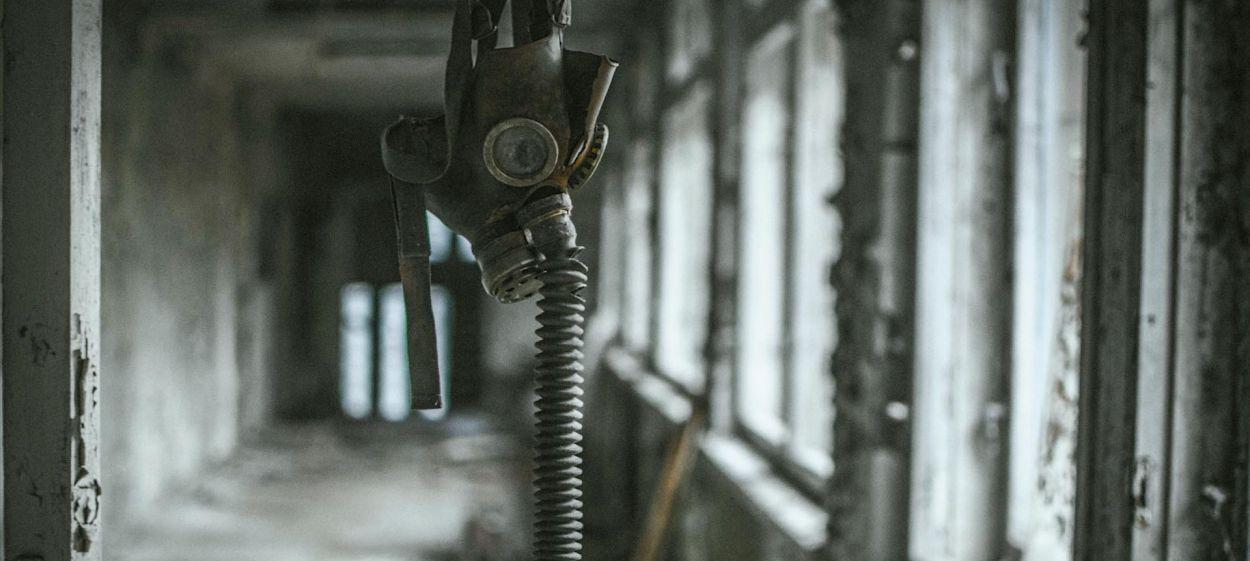 Ice of Chernobyl