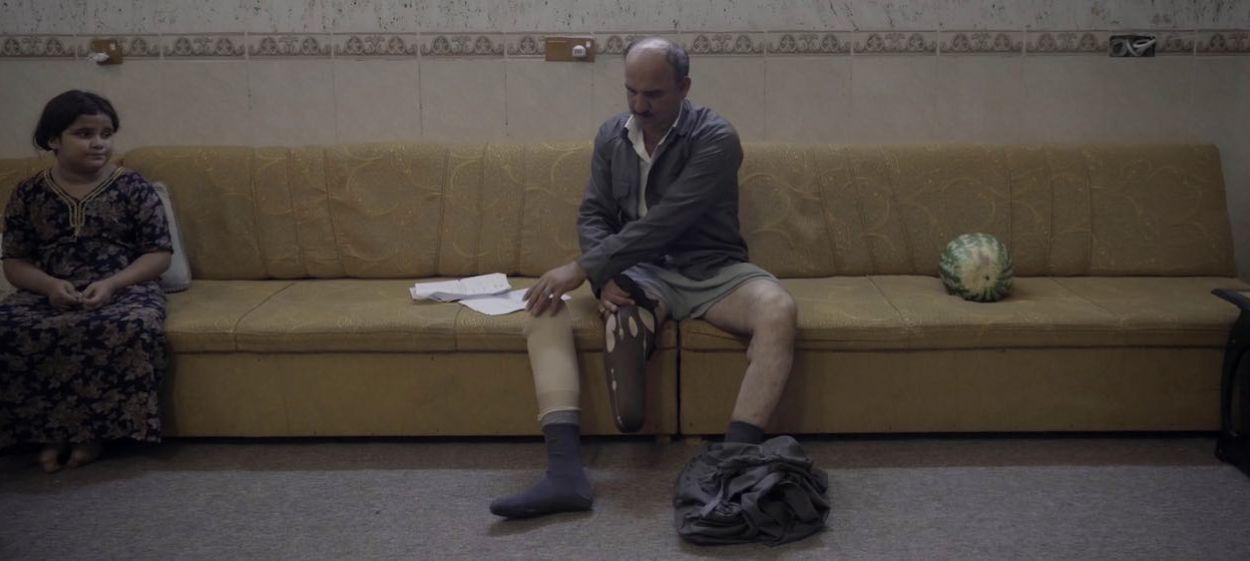 Brîndarım – I am Wounded