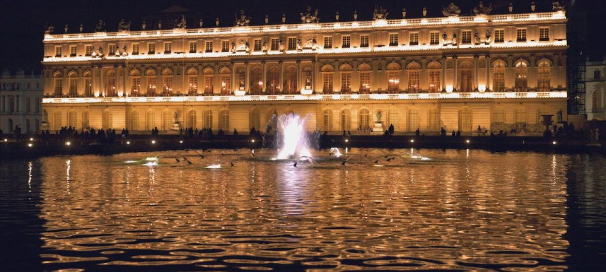 Mysterious places: Versailles Palace