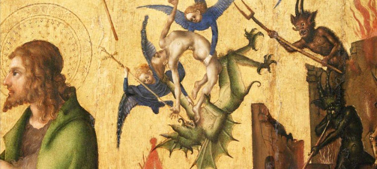 FEAR, FAITH and GENIUS. GOTHIC ART!