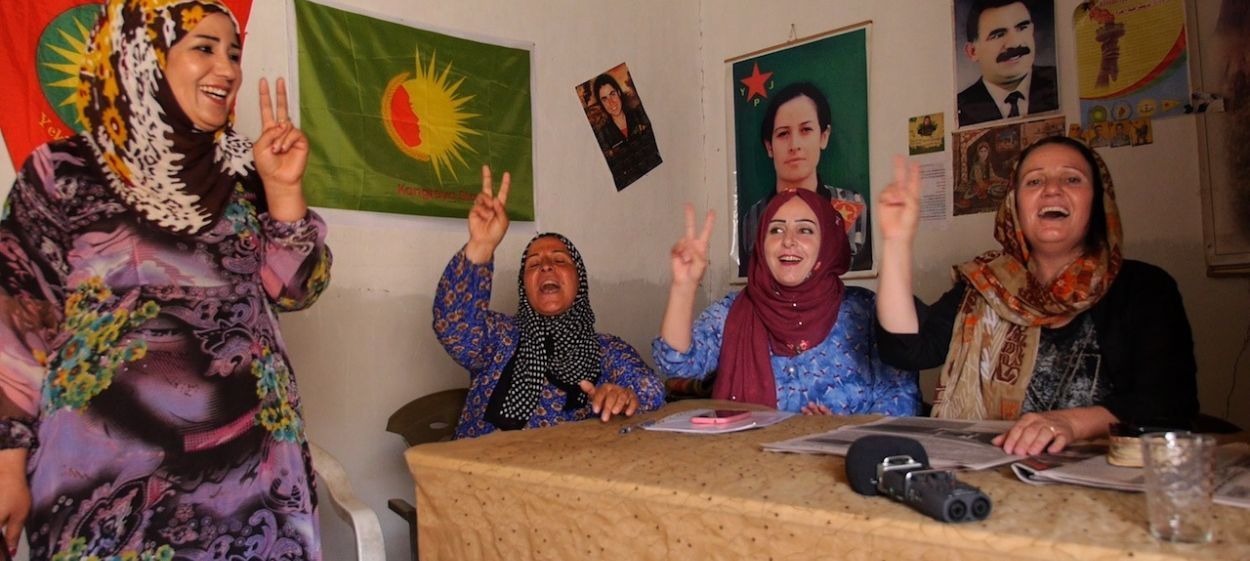 The Rojava Experiment