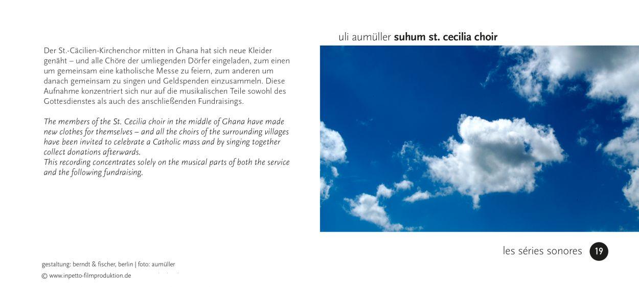 19 Suhum St. Cecilia Choir