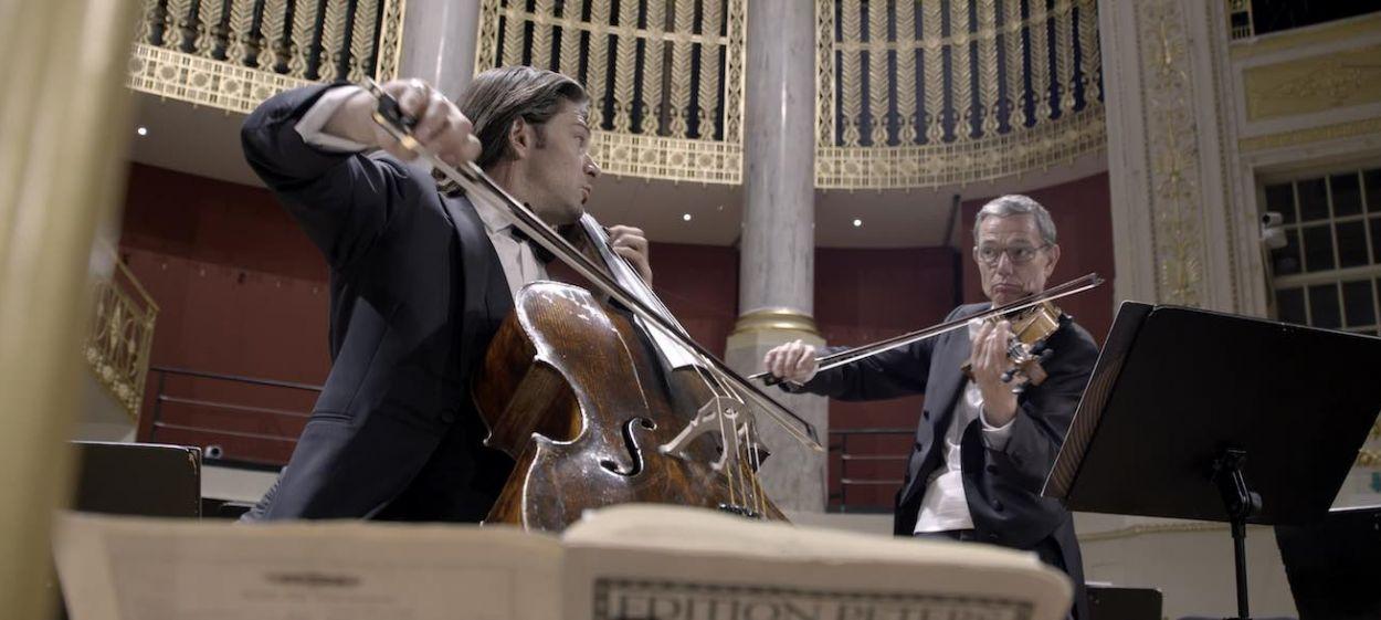 Vienna Symphony - Inside the Wiener Symphoniker