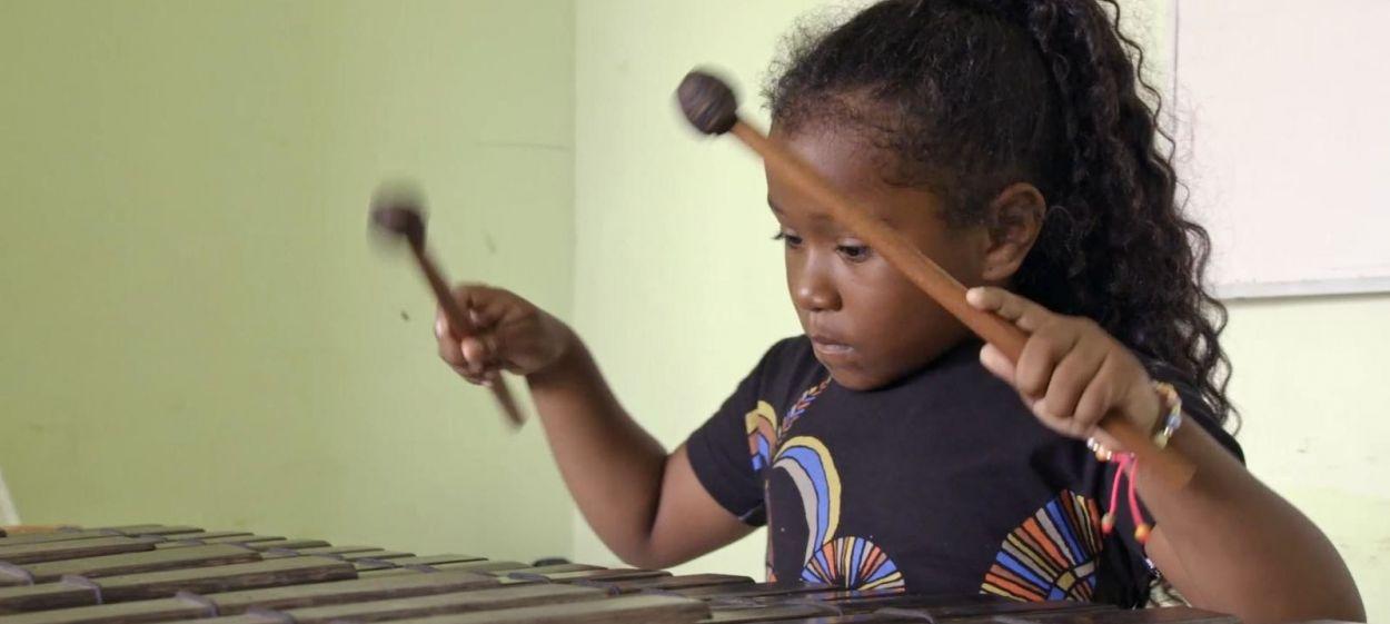 The Whisper of the Marimba