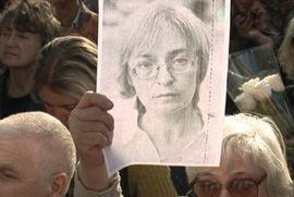 LETTER TO ANNA - The Story of Journalist Politkovskaya's Death