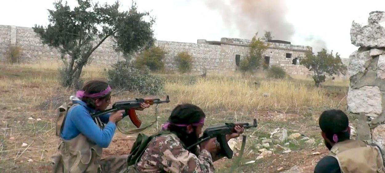Black Box Syria - The Dirty War