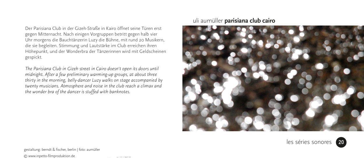 20 Parisiana Club Kairo