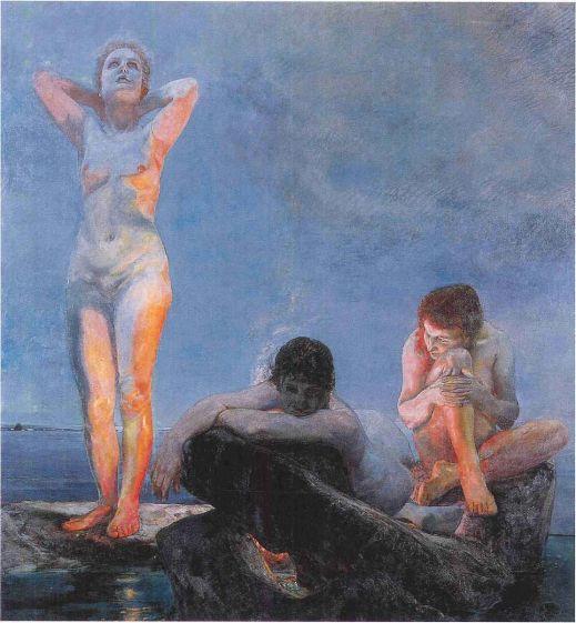 Max Klinger - Dream and Seduction