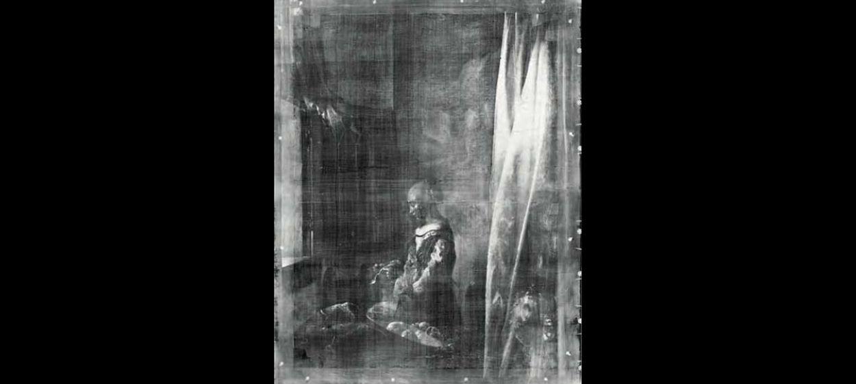 Behind the Curtain - The Vermeer Secret