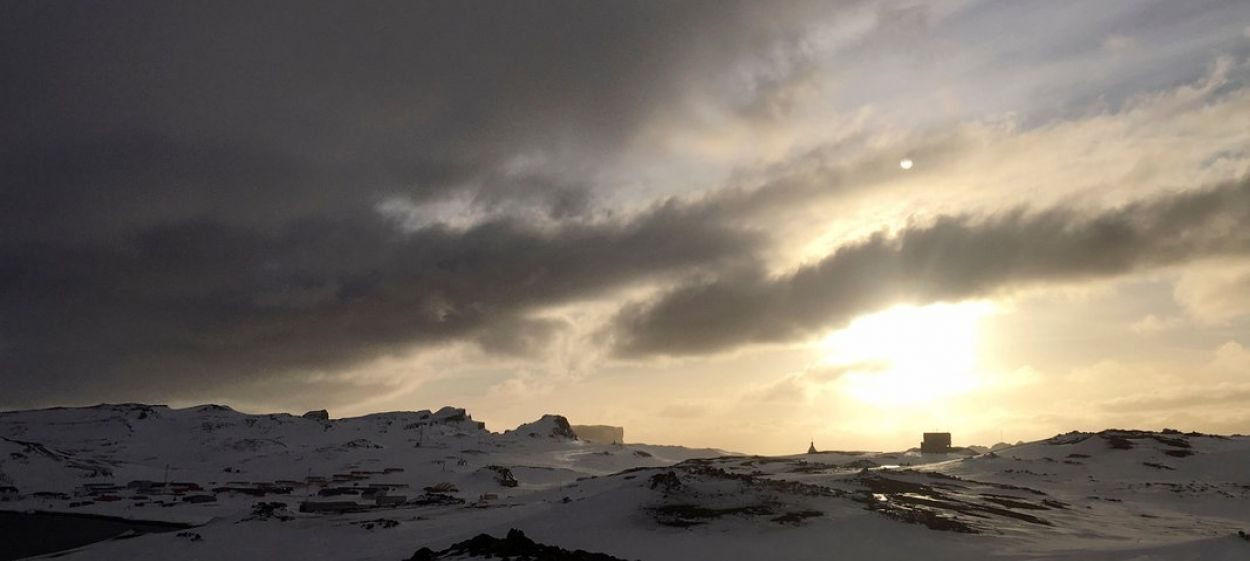 The Unknown Life of Antarctica