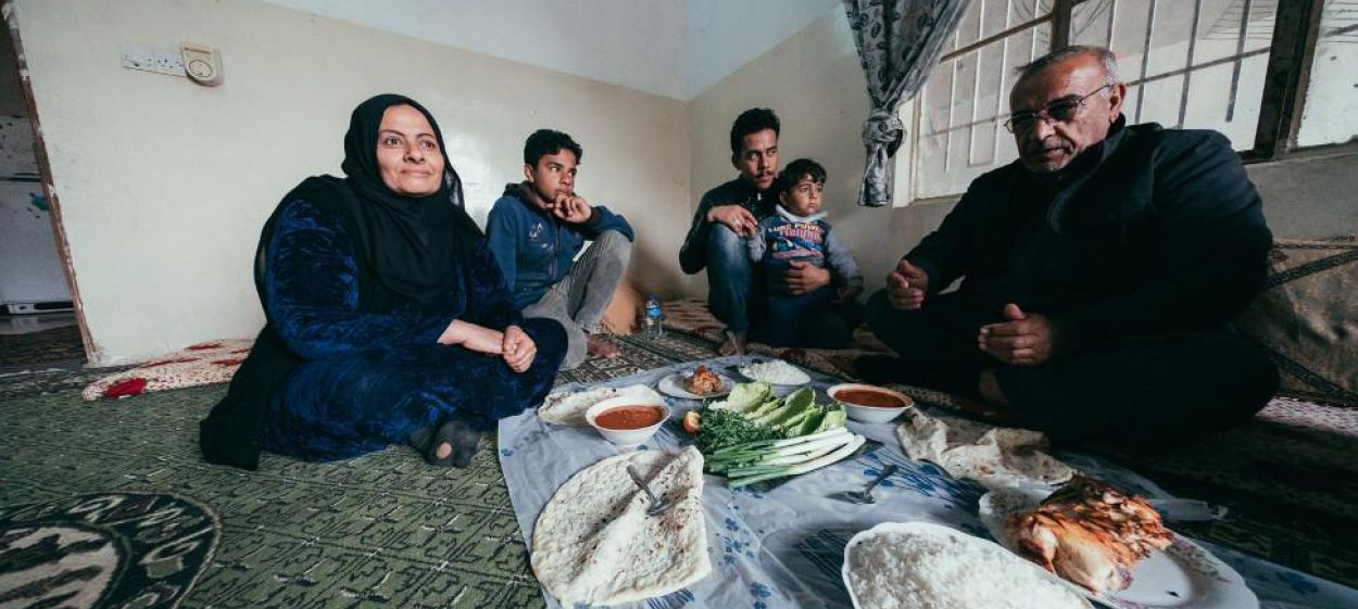 Home after War - Returning to Fear in Fallujah