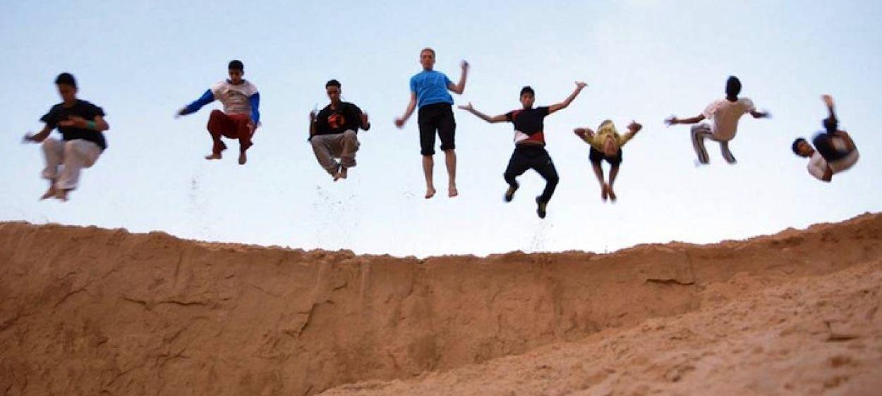 THE FLYING BOYS OF GAZA