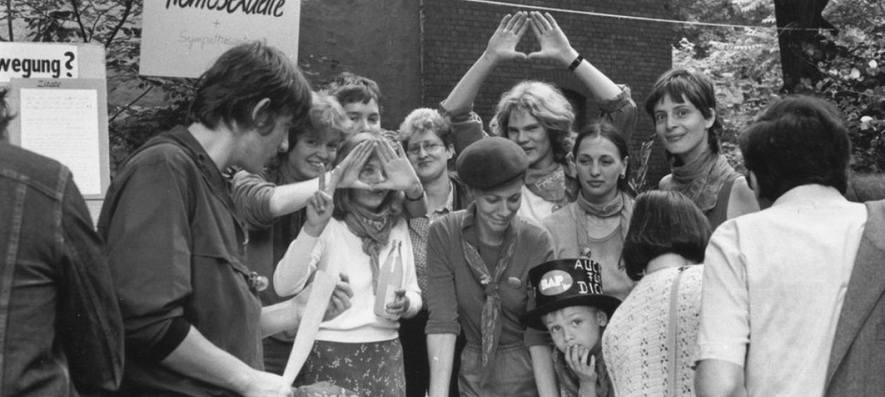 OUT IN EAST BERLIN – Lesbians and Gays in the GDR