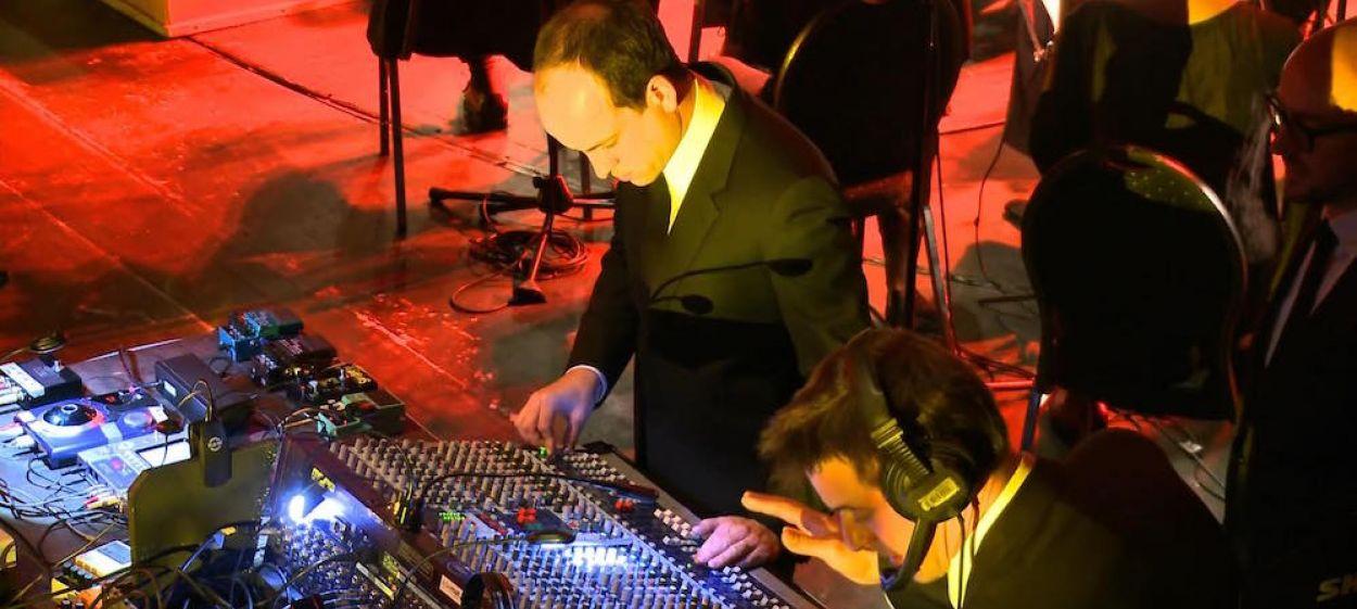 A Symphony Of Noise – Matthew Herbert's Revolution
