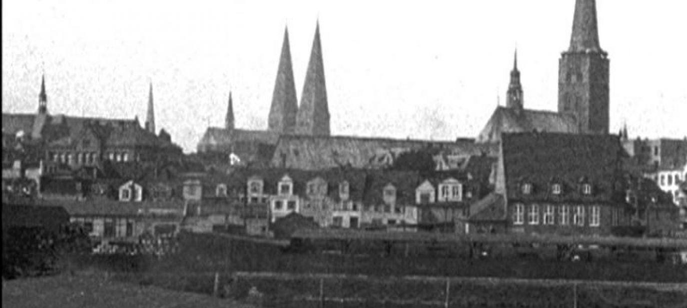 LÜBECK 1929, filmische Fundstücke