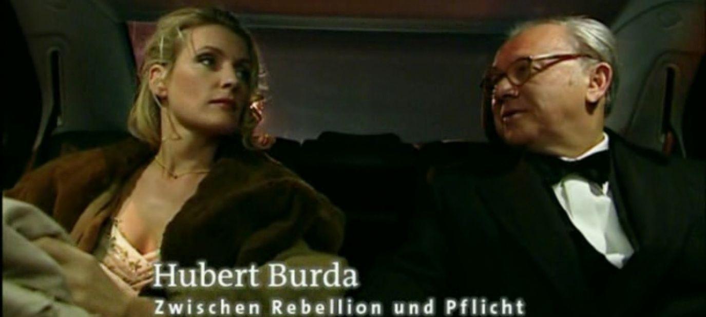 Hubert Burda - Zwischen Rebellion und Pflicht