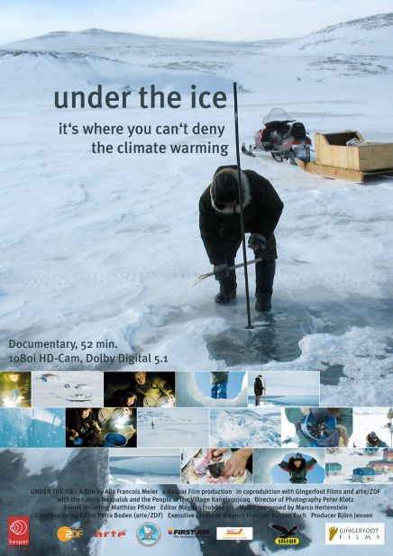 Unter dem Eis